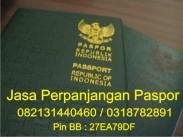 Jasa Perpanjangan Paspor 0318782891