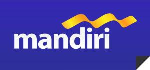 Logo-Bank-Mandiri-Blue-Background