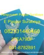Pengurusan Paspor Surabaya